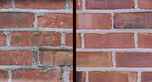 fixed brick